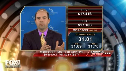 2012.0419 CAZ on Fox