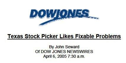 Dow Jones News Release